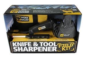 Work Sharp WSKTS-KT Knife and Tool Sharpener Field Kit by Work Sharp