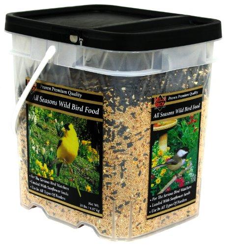 Cheap Global Harvest/woodinville 92404 20-Pound Bucket Wild Bird Food (0866-6422)