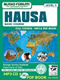 FSI: Hausa Basic Course (MP3/PDF)