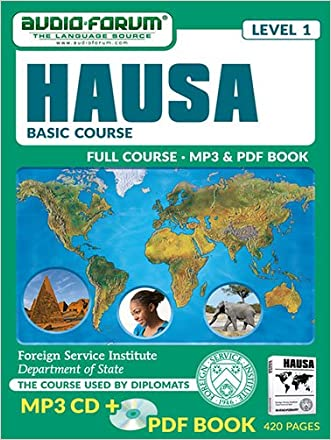 FSI: Hausa Basic Course (MP3/PDF) written by Foreign Service Institute