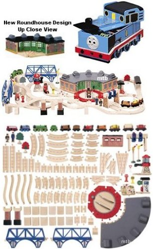 ZDESurpriseSale: ##Low Price Thomas & Friends Wooden Railway ...