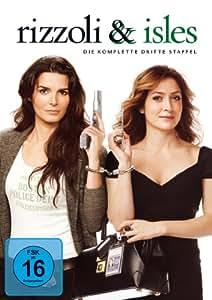Rizzoli & Isles - Die komplette dritte Staffel [3 DVDs]