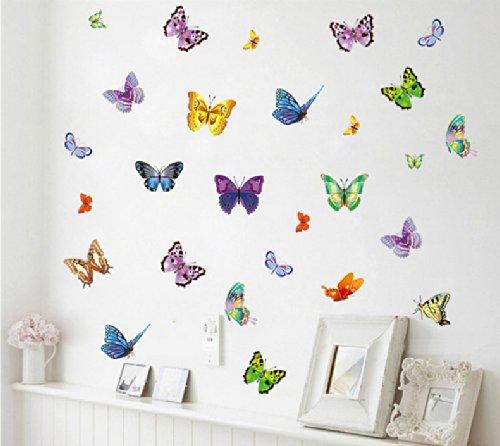 Butterfly Nursery Decor