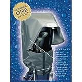 Seaforth Rain Hood Golf Gear Bag Cover Keep Clubs Dry Black
