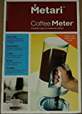 Metari Coffee Meter Coffee Dispenser - White - New in Box - Model Cmw100 - Gift Ready