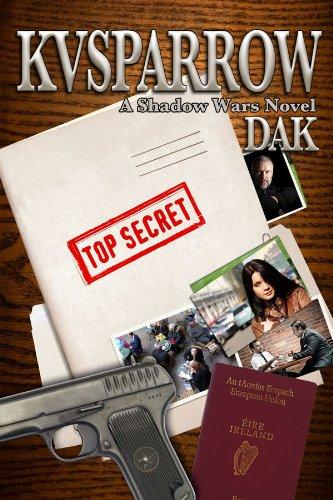 kvsparrow-a-shadow-wars-novel-english-edition