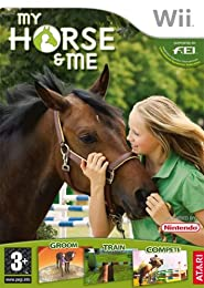 My Horse and Me (Wii) [import anglais]
