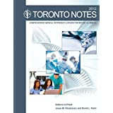 Toronto notes (comprehensive medical refrence, clinical handbook and web subscription)by Jesse Klostranec