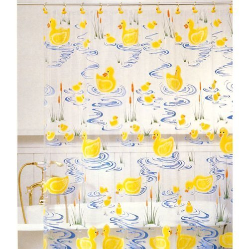 Ducky Shower Curtain Cheap Price February 2012