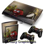 PS3 Super Slim Playstation Skin Stick...