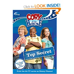Top Secret: Junior Novel (Cory in the House) Alice Alfonsi