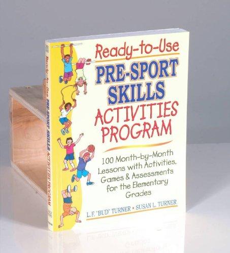 Pearson Education Ready-To-Use Pre-Sport Skills Book