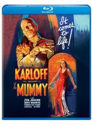 Blu-ray : The Mummy (Snap Case)