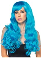 Leg Avenue Neon Star Long Wavy Wig