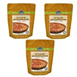 Authentic Foods Pie Crust Mix- 3 Pack