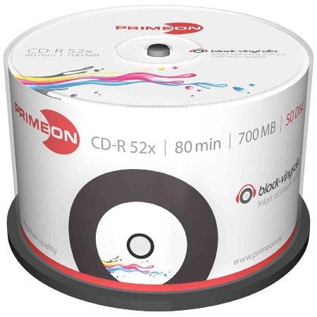 Primeon 2761107 CD vierge