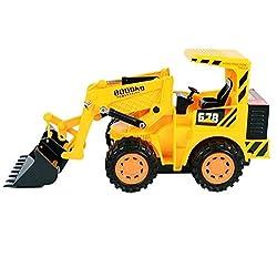 Model 8026e JCB Truck Remote Control Toyes