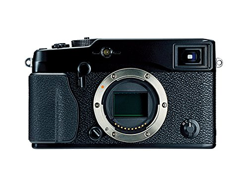 Fujifilm X-Pro1 Digital Camera (16MP) with APS-C X-Trans CMOS Sensor (Body only) Black Friday & Cyber Monday 2014