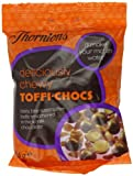Thorntons Deliciously Chewy Toffi-chocs 165 g (Pack of 16)