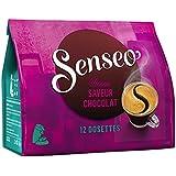 Senseo Maison du Café Vienna Chocolat - 10 paquets de 12 dosettes 83 g (120 dosettes)