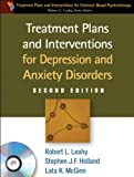 Treatment Plans and Interventions for Depression and Anxiety Disorders, 2e (Treatment Plans and Interventions for Evidence-Based Psychot)