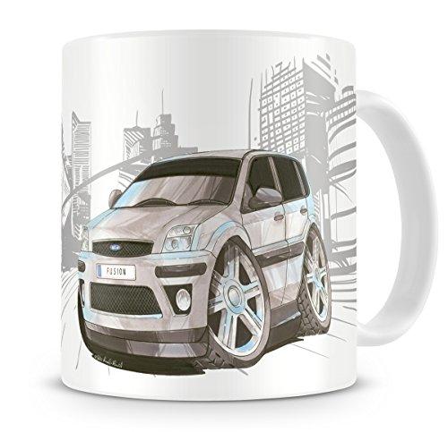 koolart-cartoon-caricature-of-ford-fusion-coffee-mug