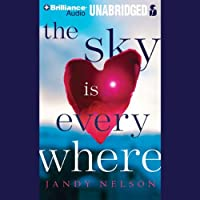 The Sky is Everywhere (       UNABRIDGED) by Jandy Nelson Narrated by Julia Whelan