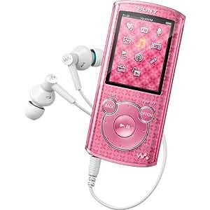 Sony NWZE464PNK Walkman MP3 player