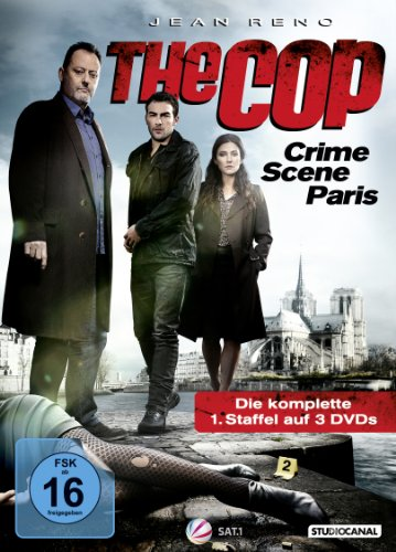 The Cop - Crime Scene Paris - Die komplette 1. Staffel [3 DVDs]