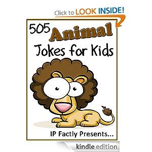 505 Animal Jokes for Kids: A Joke Book 5-Pack (Dog & Cat, Bird, Fish, Farmyard Animals and Elephant Joke Books...