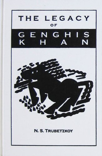 Legacy of Genghis Khan and Other Essays on Russia's Identity (Michigan Slavic Materials)