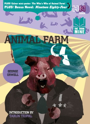 the negative effects of absolute power in animal farm by george orwell When british author george orwell wrote animal farm, he hoped to provide a literary critique of stalinism, a movement that began in russia after the bolshevik.