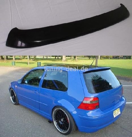 golf 4 iv r32 spoiler mise au point r ligne spoiler aileron neuf. Black Bedroom Furniture Sets. Home Design Ideas