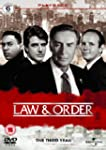 Law & Order - Season 3 [6 DVDs] [UK I...