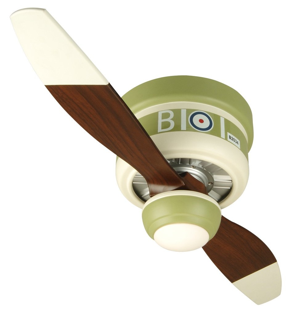 Craftmade WB242SC 42-Inch Warplane Sopwith Camel