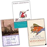 karen Armstrong Prophet in ISLAM, MUHAMMAD 3 Books Collection Pack Set RRP: �24.97 (Muhammed Prophet for our time, Mohammed: A Biography of the Prophet, Islam: A Short History)by karen  Armstrong