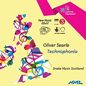 Oliver Searle: Technophonia (New Music 20x12)