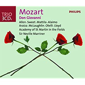 "Wolfgang Amadeus Mozart: Don Giovanni, ossia Il dissoluto punito, K.527 - Prague Version 1787 - Act 1 - ""Or sai chi l'onore"""