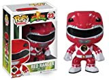 Funko POP Television: Power Rangers Red Vinyl Figure