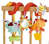 New Baby Cot Spiral Activity Hanging…