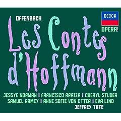 """Offenbach: Les Contes d'Hoffmann / Act 4 - """"Belle nuit, � nuit d'amour"""""""