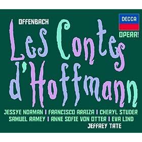 "Offenbach: Les Contes d'Hoffmann / Act 4 - ""A merveille Madame!"""