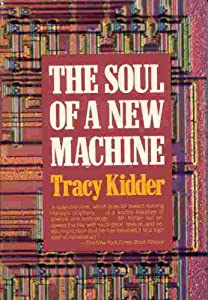 "Cover of ""The Soul of a New Machine"""