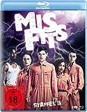 Misfits - Staffel 3 [Blu-ray]