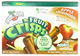 Brothers-All-Natural Fuji Apple With Cinnamon Crisps, 0.35-Ounce Pouches (Pack of 24)
