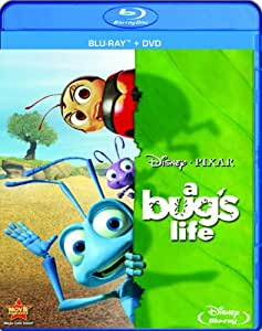 A Bug's Life (Two-Disc Blu-ray/DVD Combo)