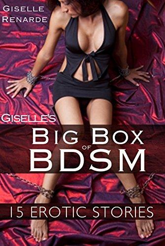Book: Giselle's Big Box of BDSM - 15 Erotic Stories (Best BDSM Erotica) by Giselle Renarde