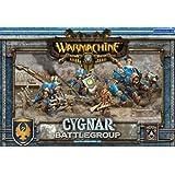 Privateer Press Warmachine - Cygnar - Cygnar Battlegroup Model Kit
