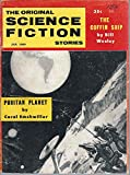 img - for The Original Science Fiction Stories 1960 Vol. 10 # 6 January: Once in a Blue Moon / The Coffin Ship / Day of the Glacier / Puritan Planet book / textbook / text book
