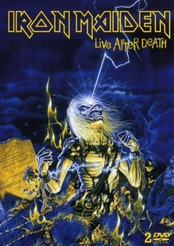 Iron Maiden: Live After Death (Iron Maiden Live After Death Dvd compare prices)